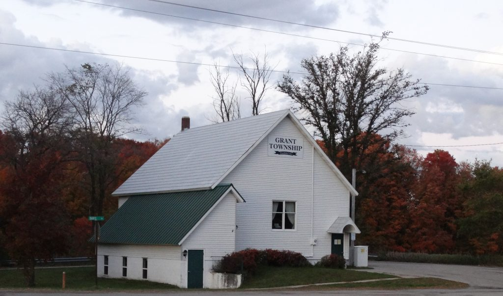 Grant Township Hall